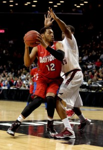 Dayton's Jalen Robinson will look to make a big leap as a junior with the loss of seniors Devin Oliver and Matt Kavanaugh.