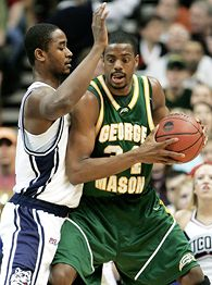 George Mason legend, Will Thomas, will suit up for the