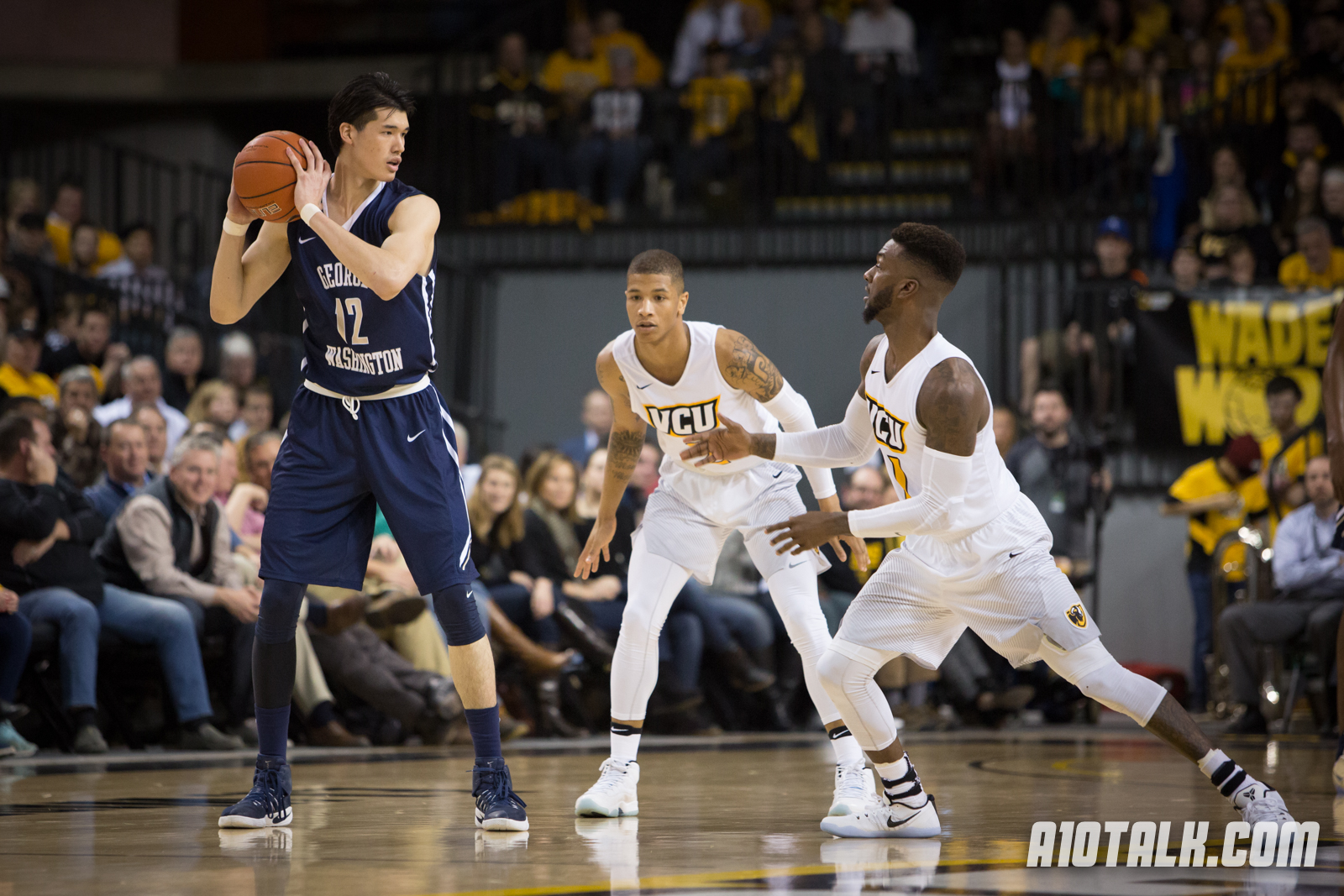 gw releases their 2017-18 non-conference schedule
