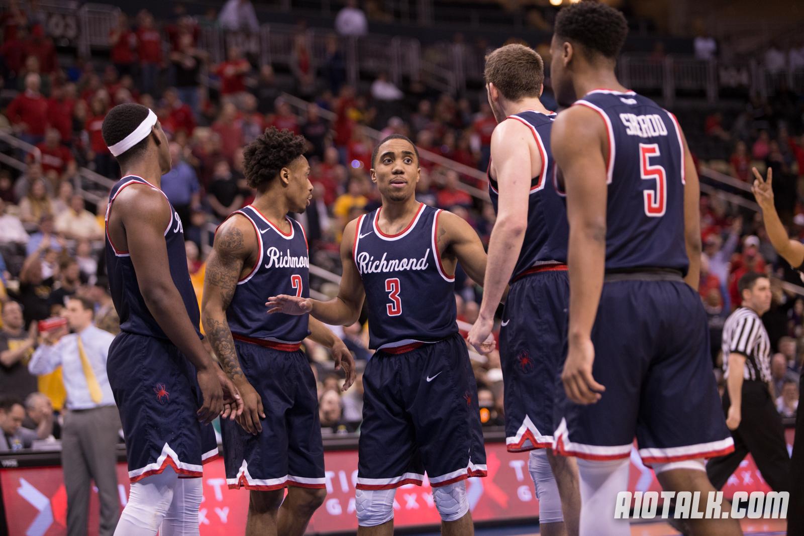 Kentucky Wildcats Basketball 2017 18 Season Preview: Richmond Spiders Basketball Full 2017-18 Season Preview