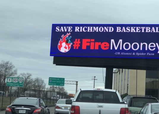 Fire Mooney Mafia Takes Action With Billboard